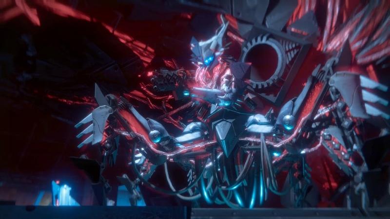 Destiny Rise of Iron Soundtrack Aksis Archon Prime Full Version