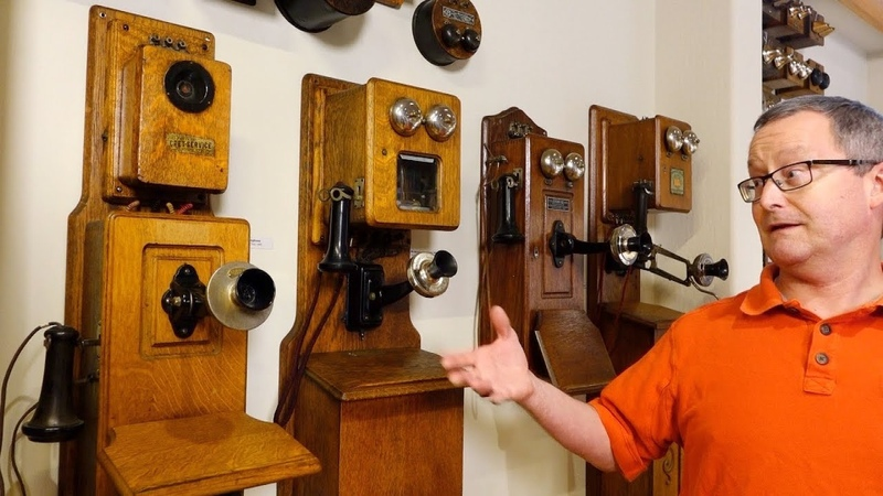 Nerdspedition to the JKL Museum of Telephony