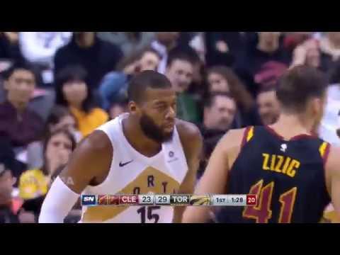 Торонто Рэпторс 126110 Кливленд Кавальерс Обзор матча NBA 22122018
