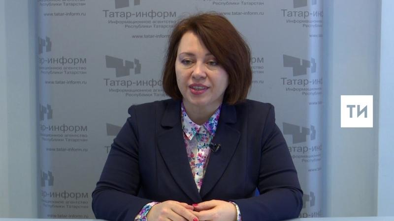 Интервью с Эндже Мухаметгалиевой