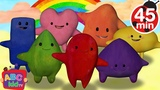 Color Songs Collection Red, Orange, Yellow, Green, Blue, Purple, Pink - CoCoMelon