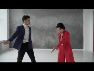 Даниил Никулин & Ксения Пархатская - «Apolo Jump»