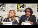 First question, right off the bat for the Bellarke shippers