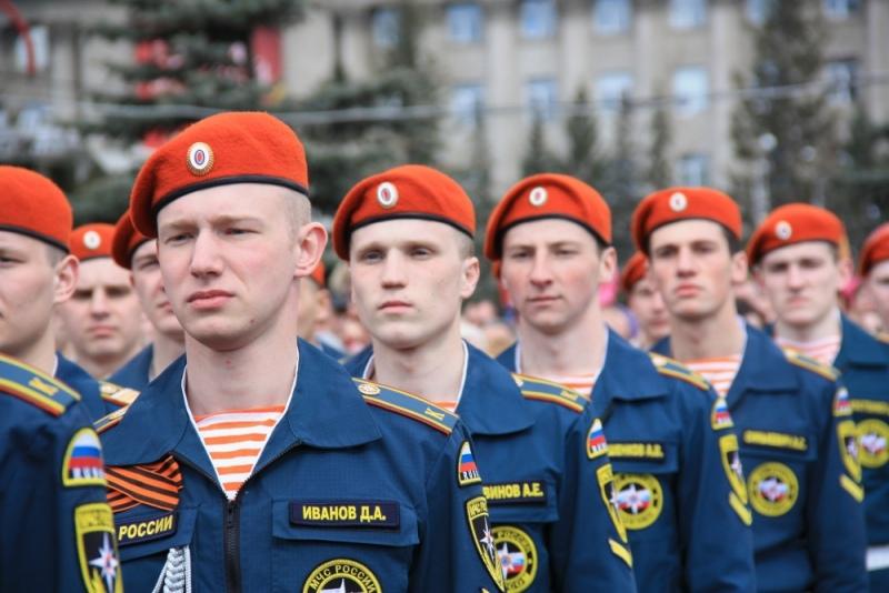 Набор молодежи в учебные заведения МЧС России