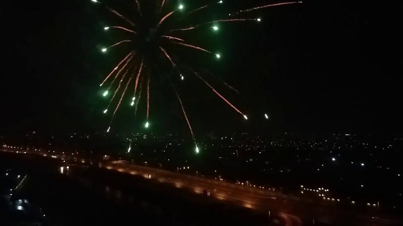 Bakıda Yeni 2019-cu İl və Dünya Azərbaycanlılarının Həmrəylik Günü