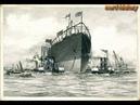 """Проклятый корабль. Самый большой корабль 19-го века. """"Грейт Истерн"""" или Левиафан."""