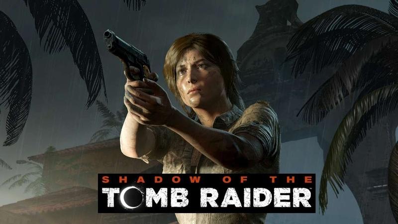 Shadow of the Tomb Raider . Часть 19 . Миссия Святого Хуана . VENI VIDI PERDIDI .