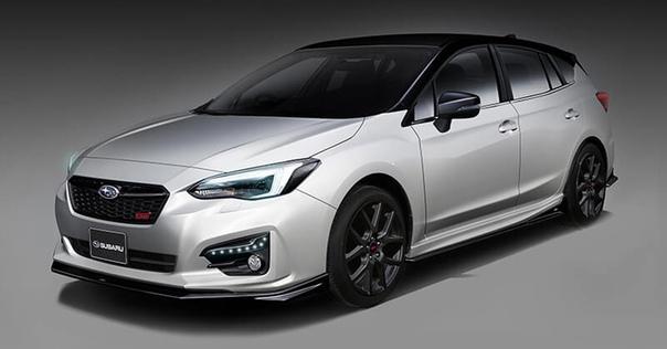 Новые Subaru Forester STI и Impreza STI: репетиция Фото: компания SubaruК автосалону в Токио, который откроется 11 января, компания Subaru готовит два концепт-кара. Они созданы на основе