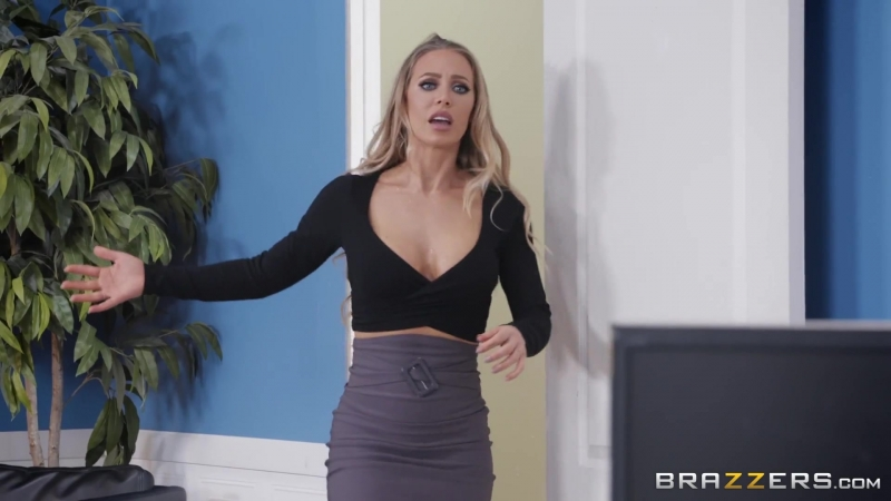 Cмотреть порно brazzers - Summertime And The Livin' Is Sleazy Nicole Aniston Xander Corvus BTAW Big Tits At Work July 20, 2018