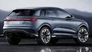 Audi Q4 e tron Electric SUV