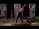 Тренировка на растяжку на 12 мин Саманта Клейтон