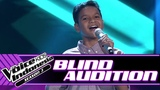 Ello - Beauty And A Beat Blind Auditions The Voice Kids Indonesia Season 3 GTV 2018