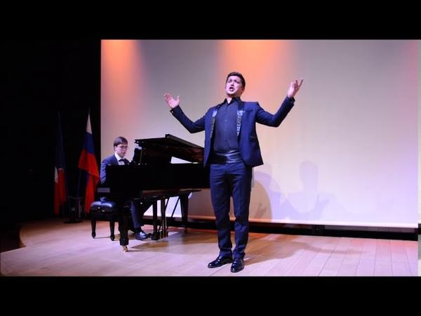Jeunes Chanteurs du Théâtre Mariinsky à Paris Молодые оперные певцы Мариинского театра в Париже