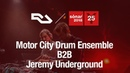 RA Live Motor City Drum Ensemble and Jeremy Underground at Sónar 2018