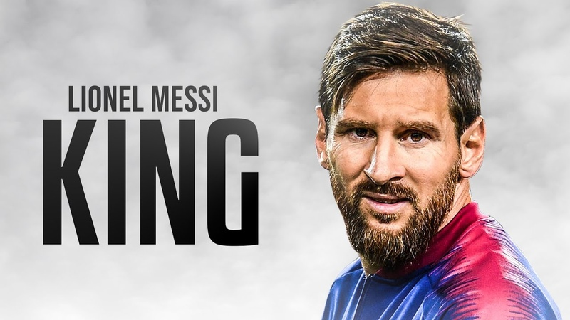Lionel Messi 20182019 - THE KING ● Magic Skills Show