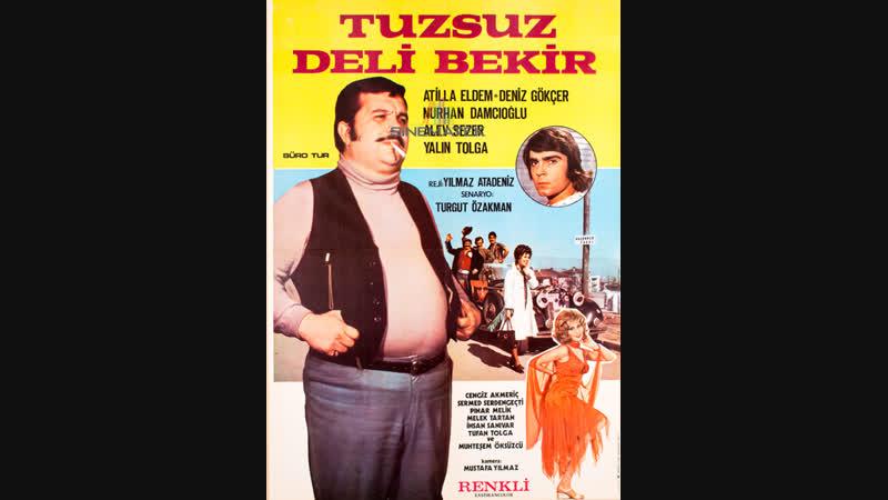 Tuzsuz Deli Bekir - HD Türk Filmi