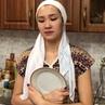 "Sabira Zharasovna on Instagram: ""Обычный концерт келинки после гостей 😎 adelechallenge"""