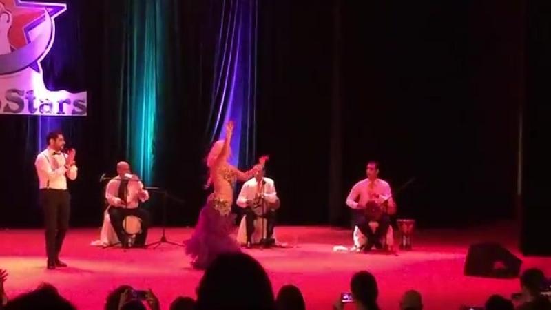 DIVA DARINA 'Hayarti Albi Maak' China Shanghai festival 'Cairo Stars' 22.11.2015 22559