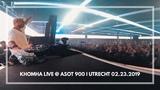 KhoMha Live @ ASOT 900 I Utrecht 02.23.2019