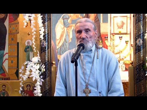 «Ангел» с Полесья. Поет отец Василий Лесько