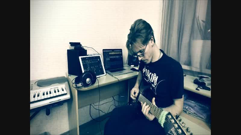 Sacrament - запись гитар для нового сингла