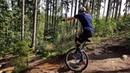Downhill Muni in Valåsen Bike Park