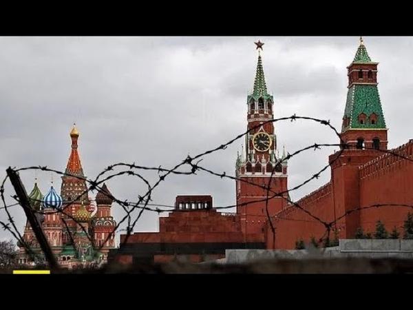Задраивая люки в России проходит самоизоляция по иранскому или северокорейскому образцу...