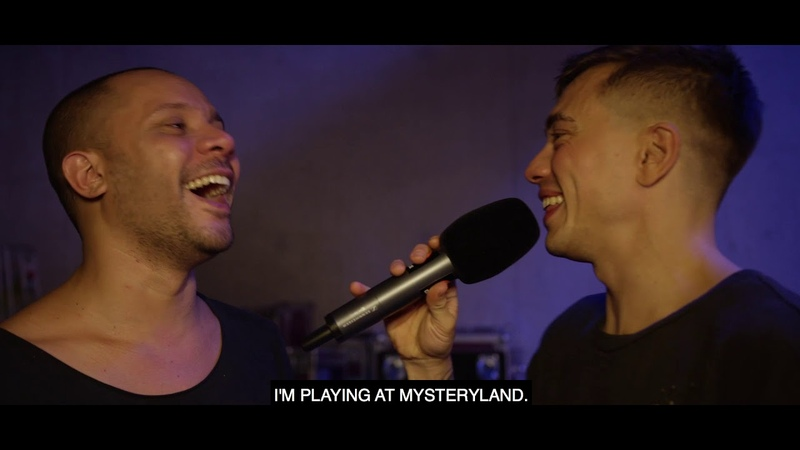 Return of Headhunterz | The Interview