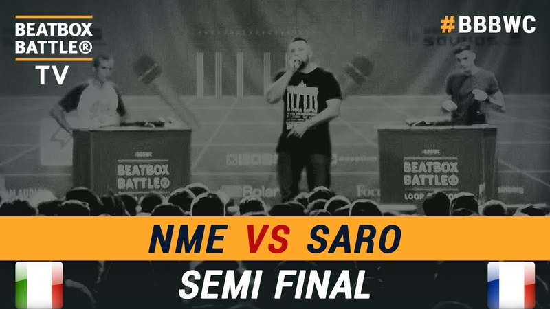 NME vs Saro - Loop Station Semi Final - 5th Beatbox Battle World Championship