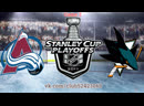 Colorado Avalanche vs San Jose Sharks | 28.04.2019 | Round 2 | Game 2 | NHL Stanley Cup Playoff 2018-2019