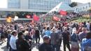Митинг КПРФ на привокзальной площади Владивостока 22.09.18
