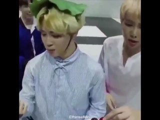 this compilation of Jimin eating makes so happy he's so adorable and precious