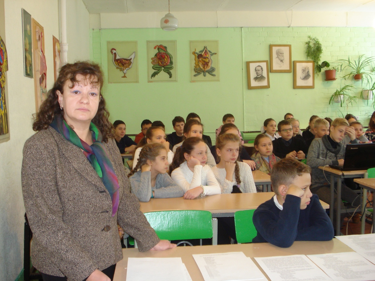 день матери, донецкая республиканская библиотека для детей, занятия с детьми, отдел обслуживания учащихся 5-9 классов, слово о маме