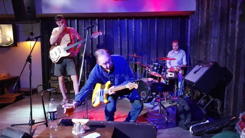 Шалыгин Band часть 3я. 21.06.18 в Эдиссон крафт бар Иркутск