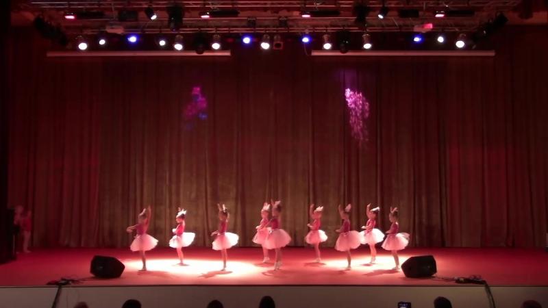 Отчетный концерт 2018. Куклы