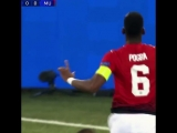 Pogba vs Young Boys