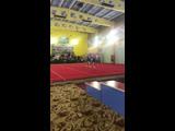 Live: Спортивная акробатика в Калининграде