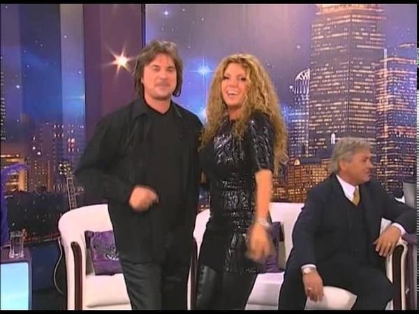 Indira Radic i Alen Islamovic - Ljubav stara - Peja Show - (TvDmSat 2011)