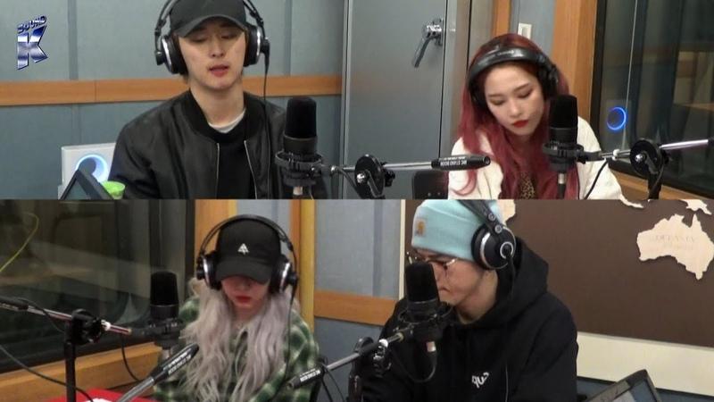 [Sound K] KARD (카드)'s Singin' Live 'Don't Recall' кфк