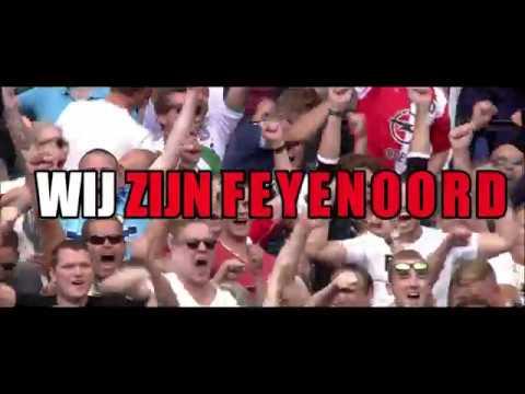 The Champ feat MC F Wij Zijn Feyenoord Official Music Video