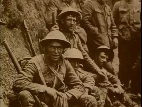 Life In The Trenches (WWI Documentary)
