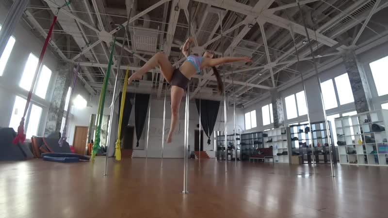 Daria Sokolovskaya Pole Positions Moscow