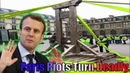 Worst French Riot in Decades: The Literal Guillotine is Here
