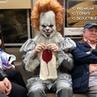 "SixthSpring Books on Instagram ""We all knit down here! You'll knit, too! You'll knit, too! YOU'LL KNIT, TOO! - - - happyhalloween halloween co..."