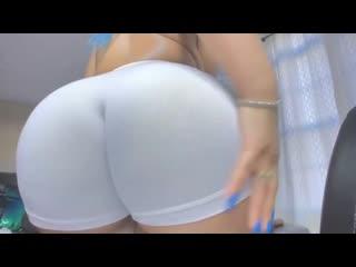 Katt leya blue hair - big ass butts booty tits boobs bbw pawg curvy mature milf