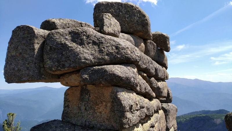 Sayany megalith 2