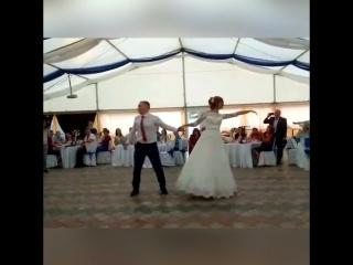 Свадебный танец. Хореограф-постановщик - Любовь Чапина