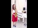 Занятия в студии вокала Марии Тарановой