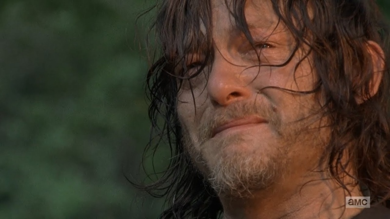 The Walking Dead 9x05 RICK'S DEATH SCENE / Rick Blows Bridge Season 9 Episode 5 [HD] ENDING SCENE