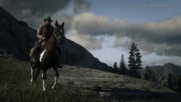 Роджер Кларк стал лучшим актером за роль в Red Dead Redemption 2